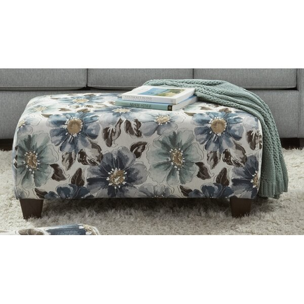 Longino Cocktail Ottoman by Charlton Home