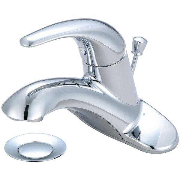 Legacy Centerset Bathroom Faucet by Pioneer