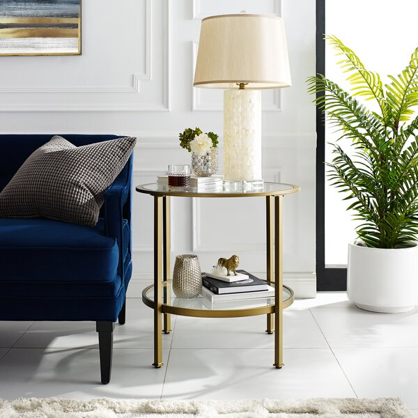 Buchanan End Table by Birch Lane™ Heritage
