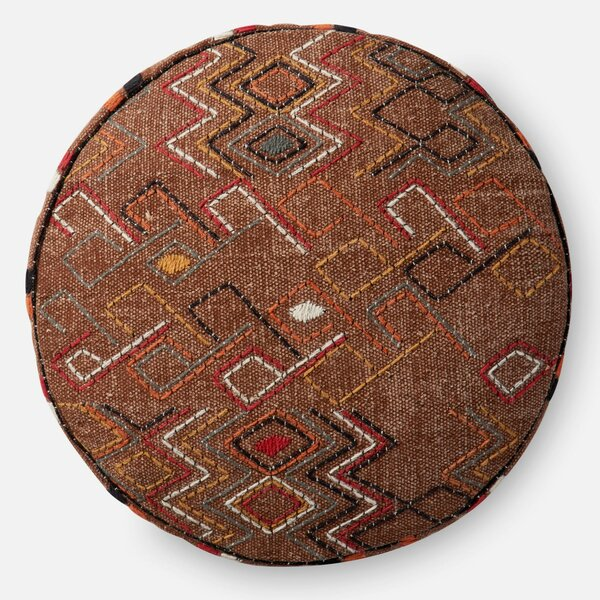 Deshaun Cotton Floor Pillow by Mistana