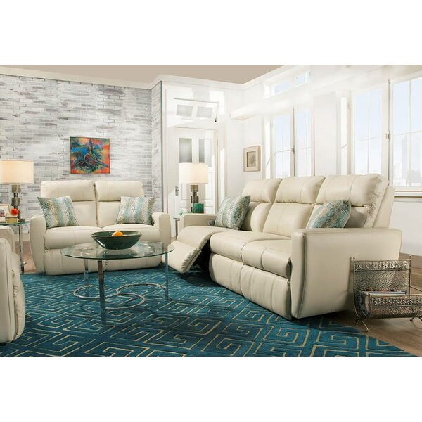 Knockout Reclining 2 Piece Living Room Set by Southern Motion