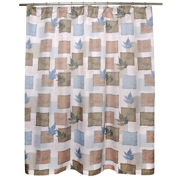 Inspire Shower Curtain by Famous Home Fashions