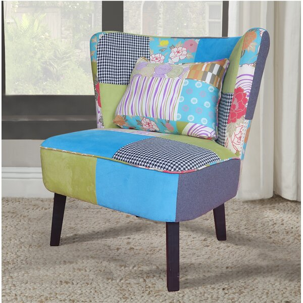 Pacific Slipper Chair by Lux Home