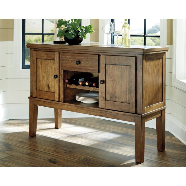Fia Dining Room Buffet Table