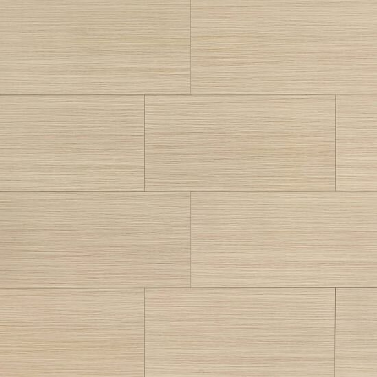 Refined 12 x 24 Porcelain Field Tile in Polished Sand by Grayson Martin
