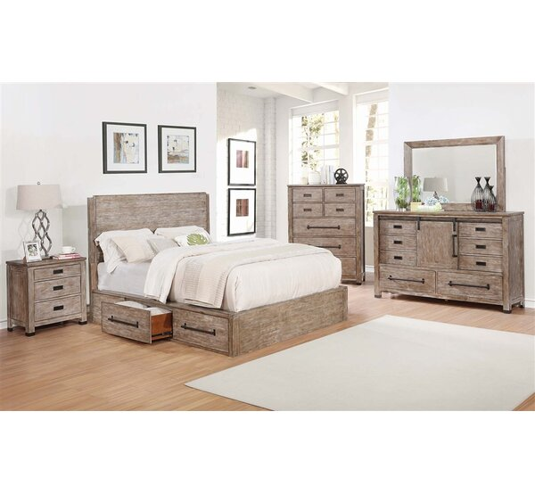 Bridgeview Platform Configurable Bedroom Set by Loon Peak