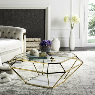 Find Coletta Coffee Table with Magazine Rack ByWilla Arlo Interiors