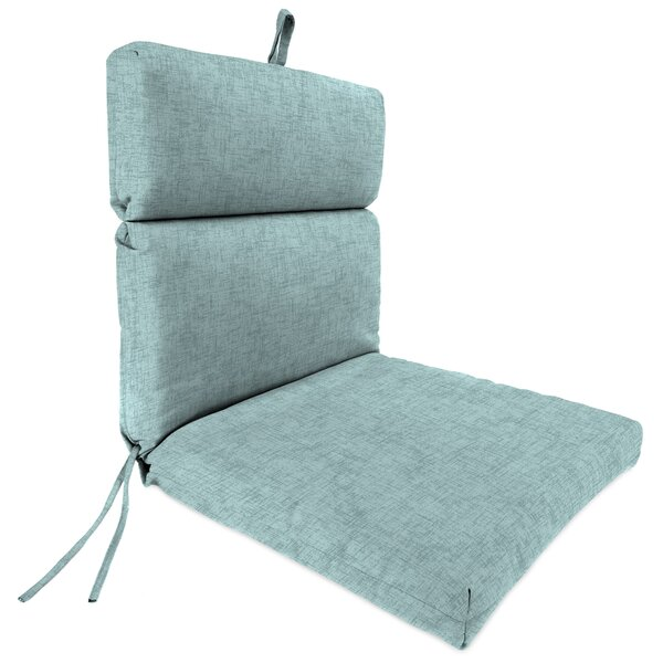 French Edge Indoor/Outdoor Lounge Chair Cushion by Winston Porter