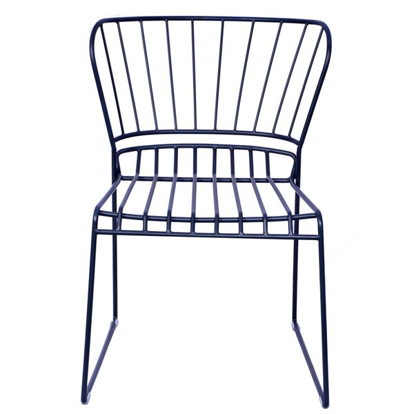 Carson Patio Dining Chair by Wrought Studio