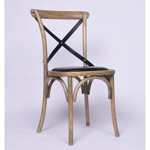 Malmberg Upholstered Dining Chair by Gracie Oaks