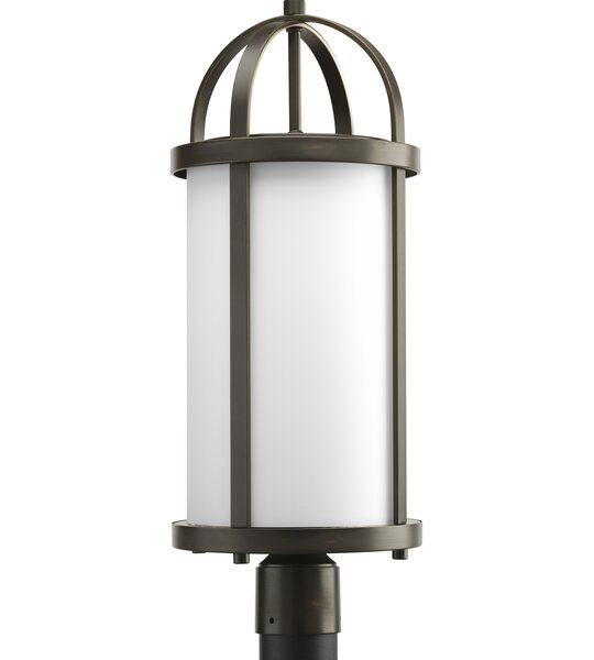 Triplehorn 1-Light Contemporary Lantern Head by Alcott Hill