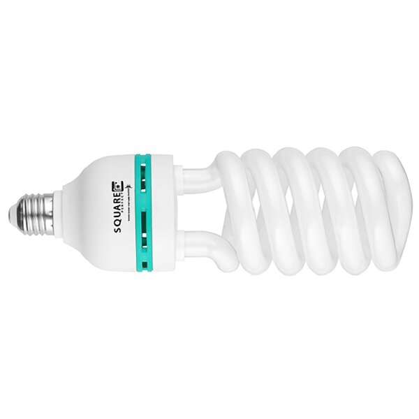 Compact Fluorescent Light Bulb by Square Perfect