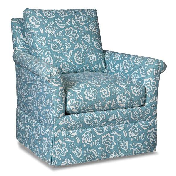 Osborne Swivel Armchair by Fairfield Chair