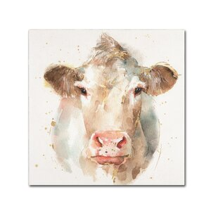 'Farm Friends II' Print on Canvas by Trademark Fine Art