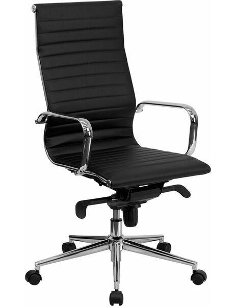 Wherry High-Back Ergonomic Executive Chair by Orren Ellis