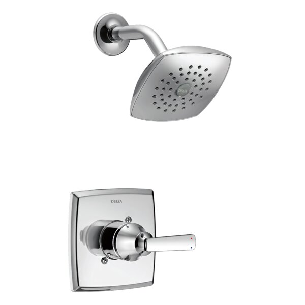 Ashlyn Thermostatic Shower Faucet Trim By Delta.