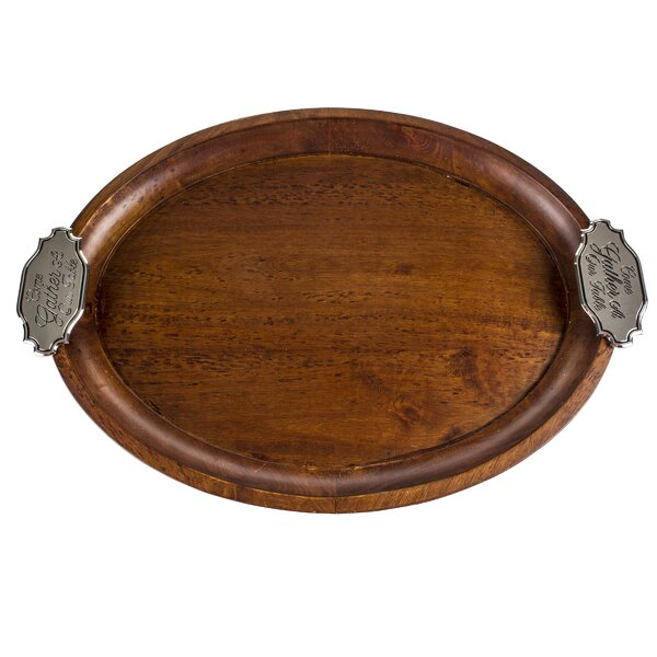 Come Gather Large Serving Tray by Thirstystone