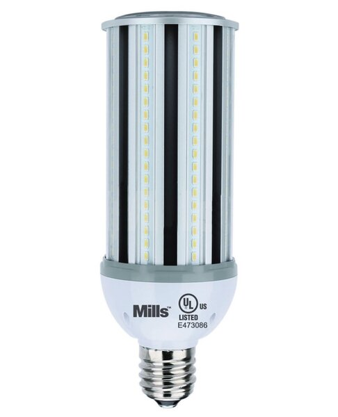 54W E39 LED Light Bulb by Mills LED