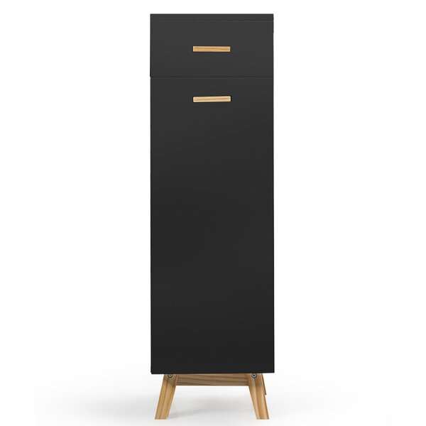 Jaimes 1 Door Accent Cabinet By George Oliver