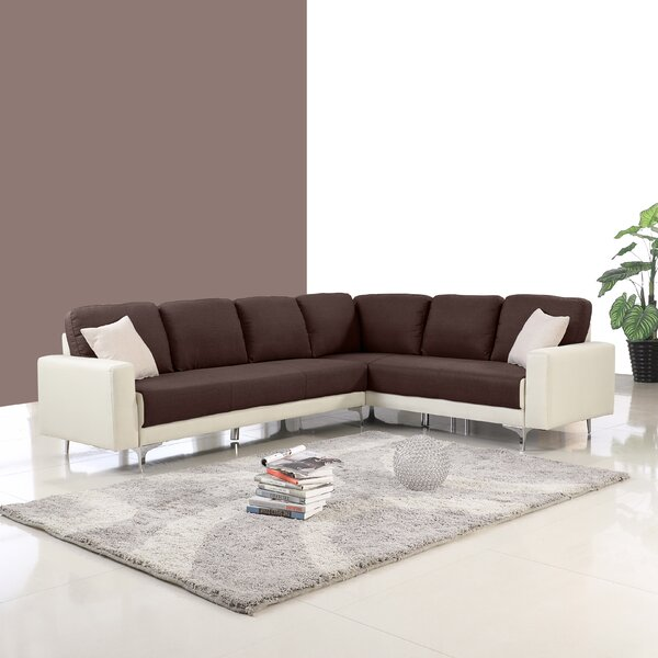 Ferrara Sectional by Ebern Designs