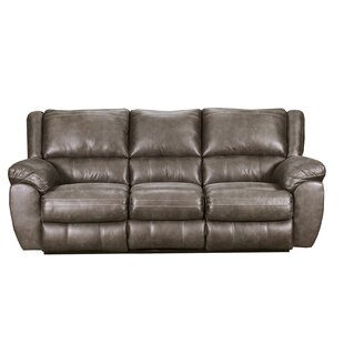 Simmons Upholstery Lena Motion Reclining Sofa