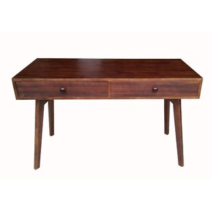 Jovani Acacia Wood Console Table
