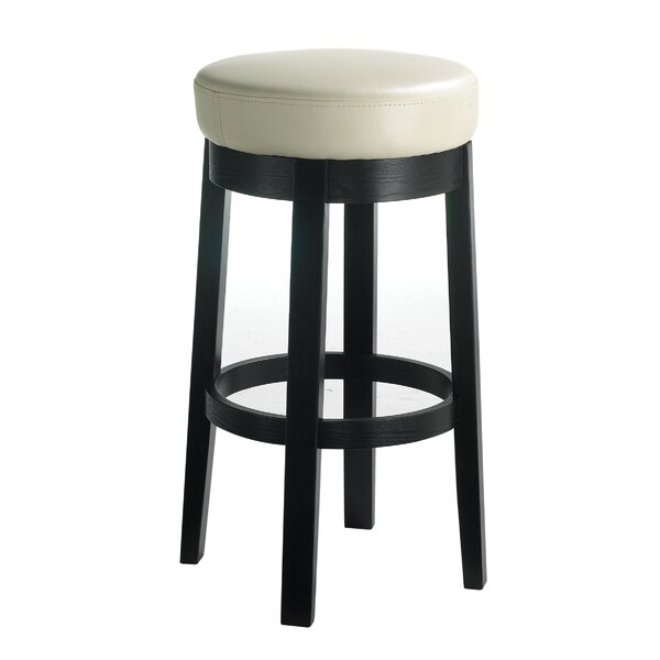 5West Cedric 30 Swivel Bar Stool by Sunpan Modern