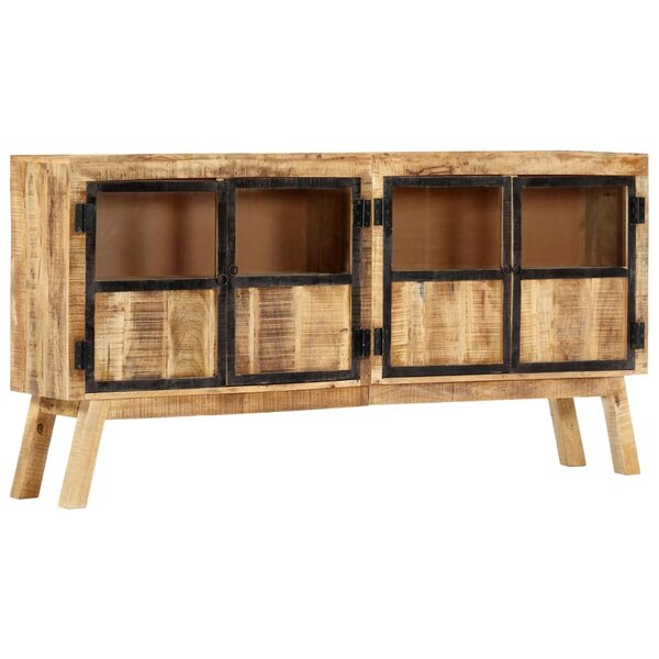 Mildred 63'' Wide Mango Wood Sideboard By Foundry Select