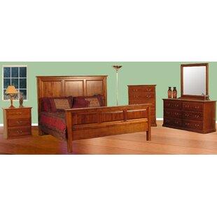 eastern king mattress sideways lacluta eastern king panel configurable bedroom set mattress wayfair