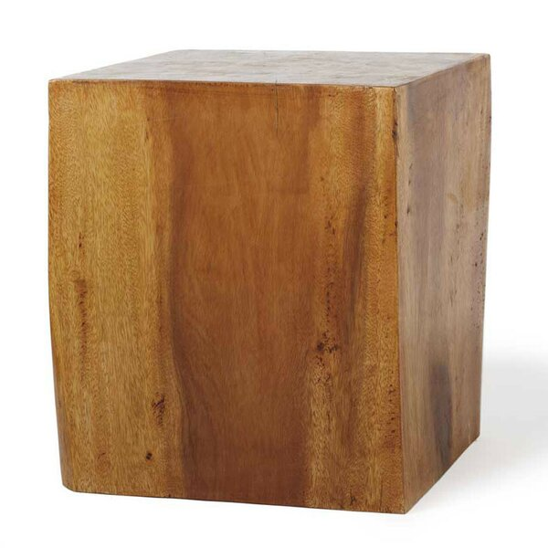 Pickerel Convertible Wood Cube Accent Stool by Union Rustic