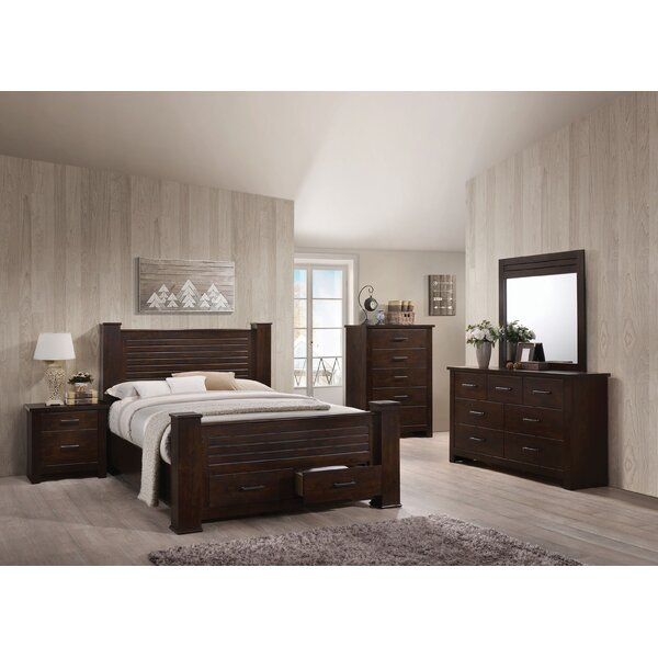 Palmore Storage Configurable Bedroom Set by Loon Peak