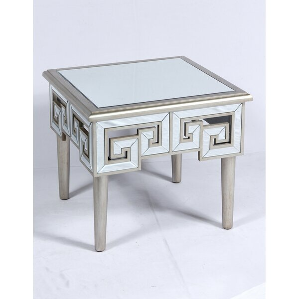 Theon End Table by Mercer41 Mercer41