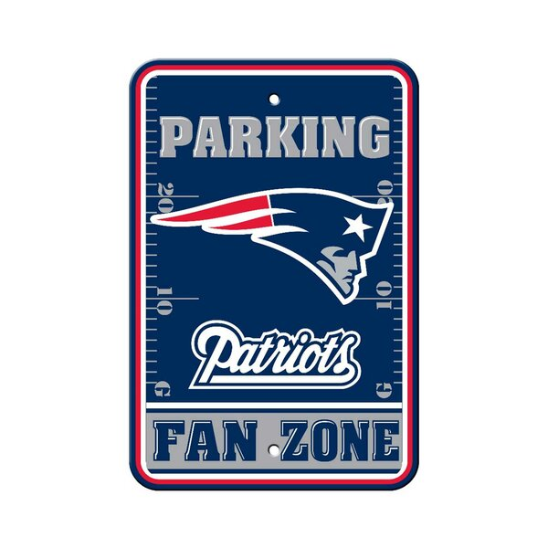 NFL Parking Sign by NeoPlex
