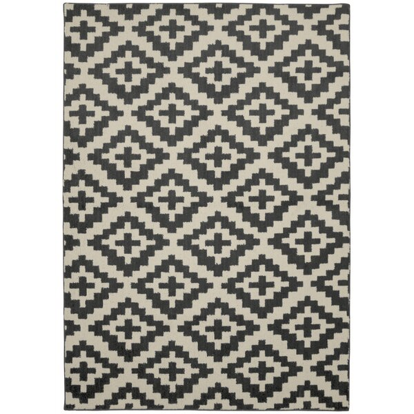 Southwest Cinder/Ivory Area Rug by Garland Rug