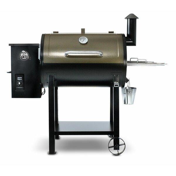 820D Wood Pellet Grill by Pit Boss