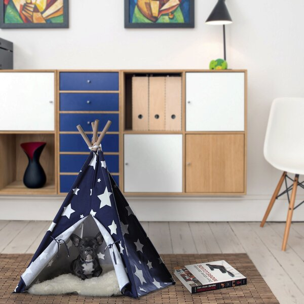 Carly Teepee Dog Bed by Tucker Murphy Pet