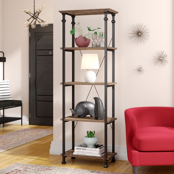 Brack Standard Bookcase by Mercury Row
