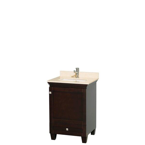 Acclaim 24 Single Bathroom Vanity Set by Wyndham Collection