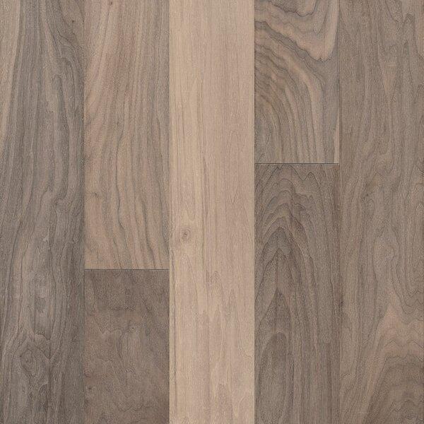 American Scrape 5 3 4 Engineered Walnut Hardwood Flooring In Westerly Wind By Armstrong Flooring.