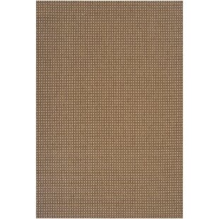 Janessa Natural Outdoor Area Rug By Bayou Breeze