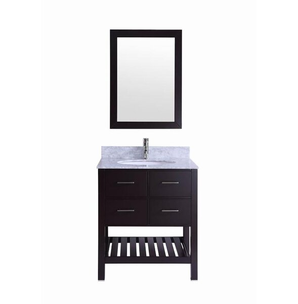 Signature Series 30 Single Bathroom Vanity Set by Belvedere Bath