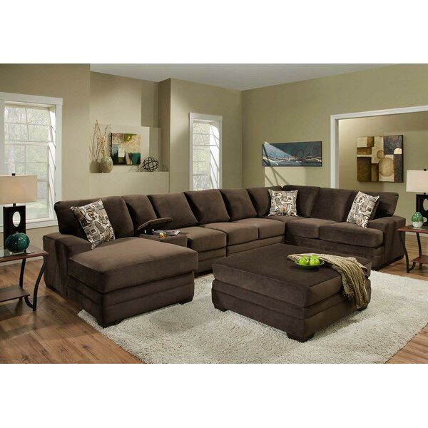 Waverly Sectional by Wildon Home ®
