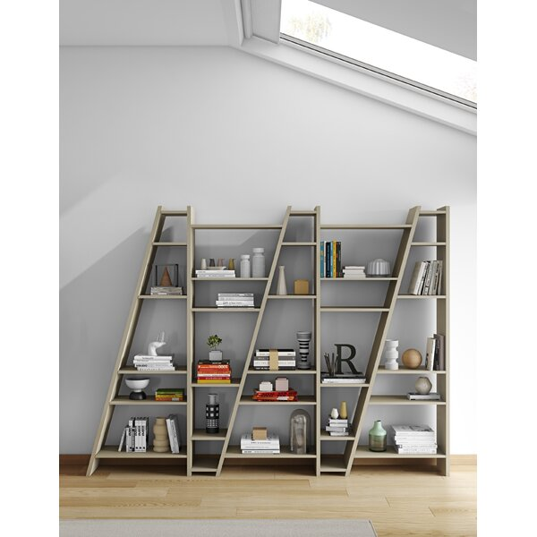 Delta Composition New 2010-005 Library Bookcase By Tema