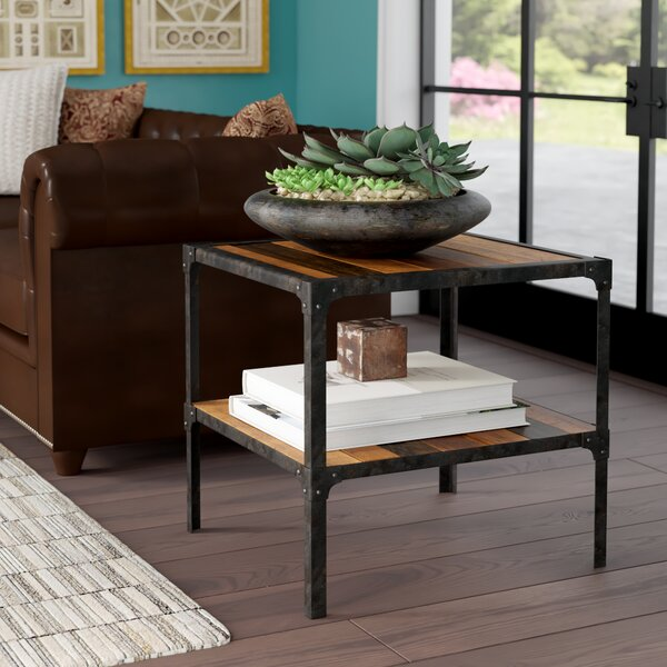 Vankirk End Table By Trent Austin Design