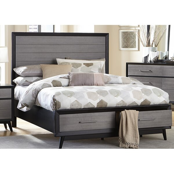 Alleya Platform Bedroom Set by Modern Rustic Interiors