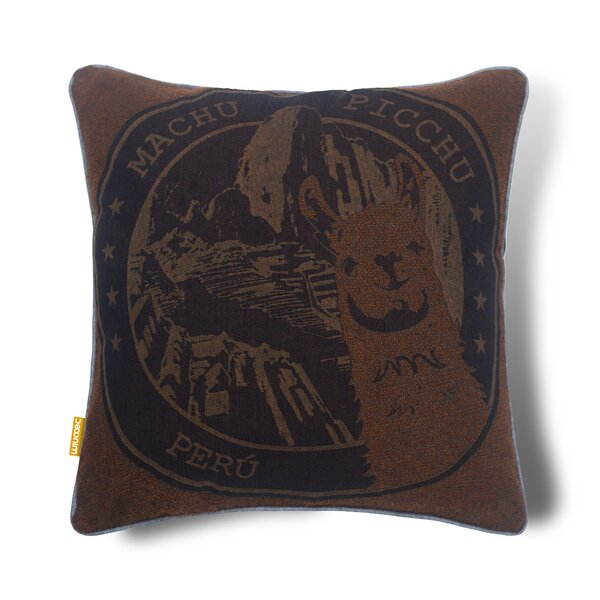 Hummingbird Nazca Indoor/Outdoor Cotton Pillow Cover