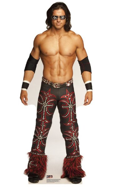 WWE John Morrison Cardboard Stand-Up by Advanced Graphics