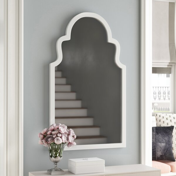 Arch Vertical Wall Mirror by Willa Arlo Interiors