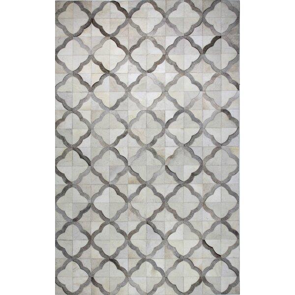 Bengta Hand Woven Gray Area Rug by Willa Arlo Interiors