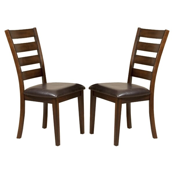 Whisenhunt Ladder Back Side Chair (Set of 2) by Millwood Pines